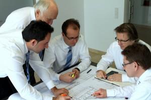 IPI Team Besprechung
