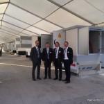 Betonbau Hausmesse IPI Team