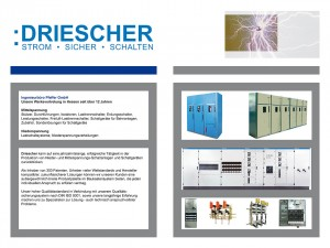 Unser Partner Driescher Moosburg