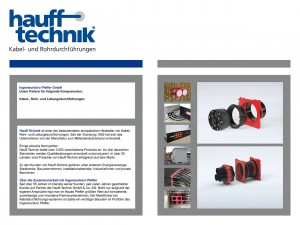 Unser Partner Hauff Technik