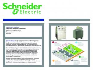 Unser Partner Schneider-Electric